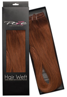 Poze Standard Hairweft - 110g Copper Fusion 7K - 50cm