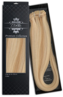 Poze Premium Clip & Go Hair Extensions - 125g Sunkissed Beige 12NA/10B - 50cm