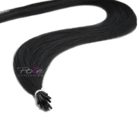 Poze Standard Magic Tip Extensions Midnight Black 1N - 50cm