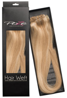 Poze Standard Natural Hairweft - 110g Glam Blonde 10B/11N - 50cm
