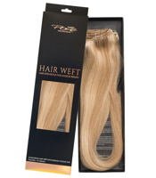 Poze Standard Natural Hairweft - 110g Glam Blonde 10B/11N - 60cm