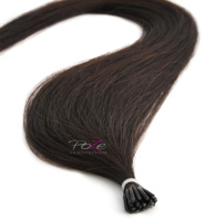 Poze Standard Magic Tip Extensions Midnight Brown 1B - 50cm