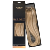 Poze Standard Natural Hairweft - 110g Ash Mix 8A/10NV - 60cm