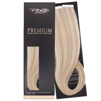 Poze Premium Tape On Hair Extensions - 52g Dirty Blonde Mix 10B/12AS - 50cm