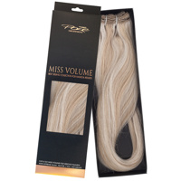 Poze Standard Clip & Go Miss Volume - 220g Dirty Blonde Mix 10B/12AS - 55cm