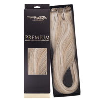 Poze Premium Clip & Go Hair Extensions - 125g Dirty Blonde Mix 10B/12AS - 50cm